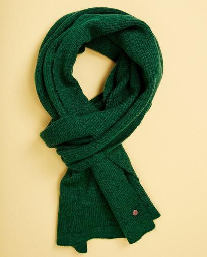 Grasgroene sjaal